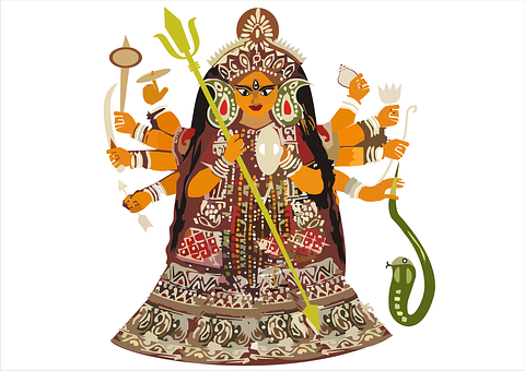 Navratri : Nine foods and Colors for the Nine Days